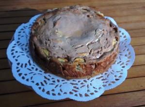 Apfel-Vanille-Kuchen