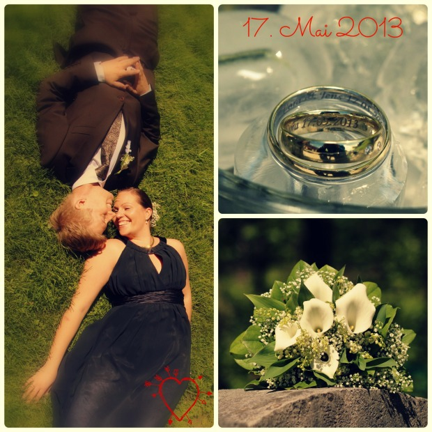 2 Jahre Ehe
