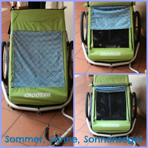 Croozer Collage
