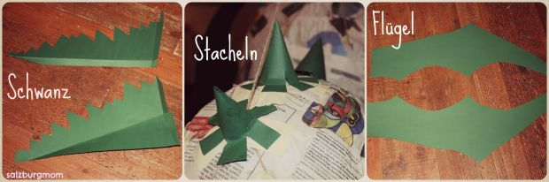 Stacheln Collage